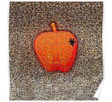 The Missing Piece Of Apple Poster