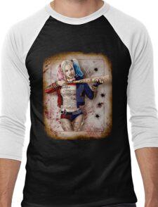 HARLEY QUINN Men's Baseball ¾ T-Shirt