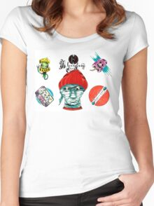 Blurryface Women's Fitted Scoop T-Shirt
