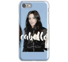 camila cabello fifth harmony edit iPhone Case/Skin