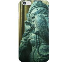 Jai Ganesh iPhone Case/Skin