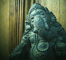 Jai Ganesh by UmaJ