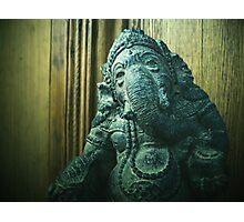 Jai Ganesh Photographic Print