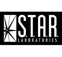 Scientific and Technological Advanced Research Labs (S.T.A.R. Labs) Photographic Print