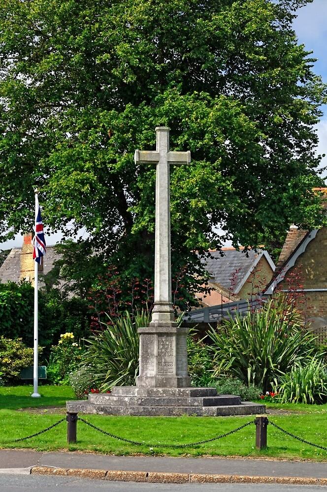 War Memorial, Bembridge by Rod Johnson
