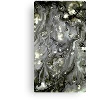 Cosmos Abstract Painting Canvas Print