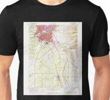 USGS TOPO Map California CA Chico 289171 1948 24000 geo Unisex T-Shirt
