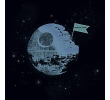 Deathstar Nation Photographic Print