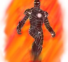 I am Ironman  by Ben Edwards