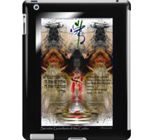 Secrets: Guardians of the Codes iPad Case/Skin