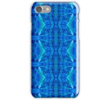 Water Pattern Collection - Ocean Ripples iPhone Case/Skin