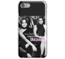 camren no way iPhone Case/Skin