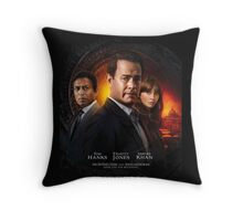 Inferno uncover the secret Throw Pillow