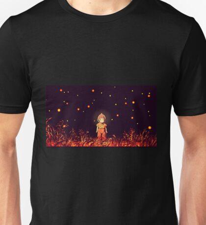 grave of the fireflies (la tumba de las luciérnagas) Unisex T-Shirt