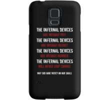 The Infernal Devices. . . Samsung Galaxy Case/Skin