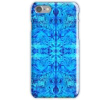 Water Pattern Collection - Aquamarine iPhone Case/Skin