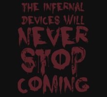 The Infernal Devices will never stop coming by wessaandjessa
