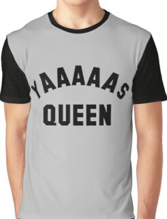 Yas Queen Graphic T-Shirt