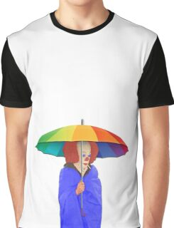 Pennywise On Break Graphic T-Shirt