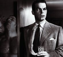 Double Indemnity II from the Re-Framed series  by artgraeco