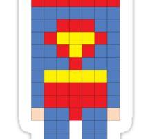 Super Man Squared MKi Sticker