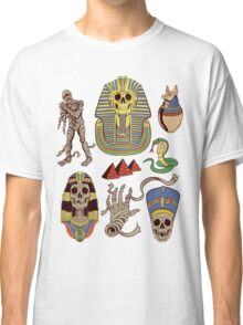 Mummy Death Pattern Classic T-Shirt