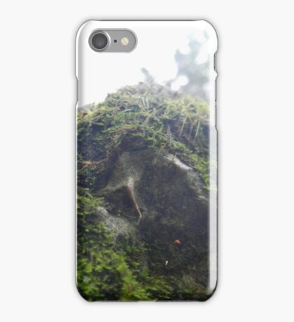 Mossy Stone  iPhone Case/Skin