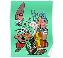 asterix and obelix Poster