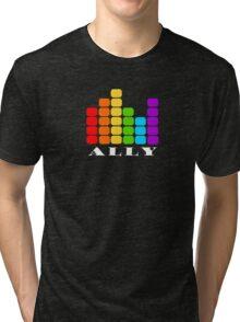 LGBT Ally  Tri-blend T-Shirt