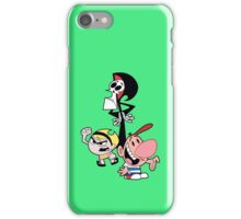 billy and mandy  iPhone Case/Skin