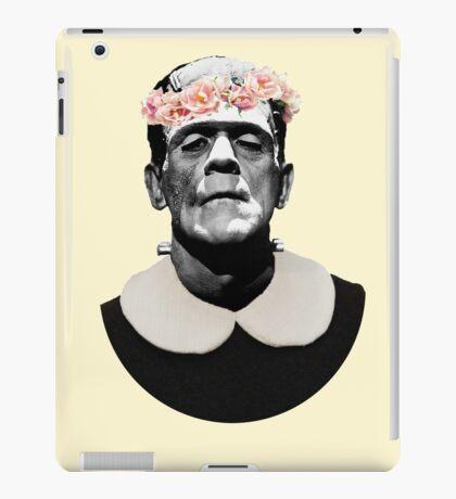Frankenstein's cute monster iPad Case/Skin
