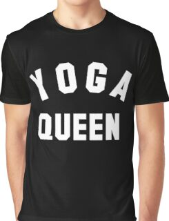 Yoga Queen Graphic T-Shirt
