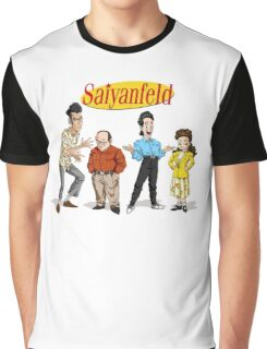 Saiyanfeld Graphic T-Shirt