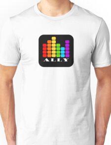 LGBTQ Ally Unisex T-Shirt