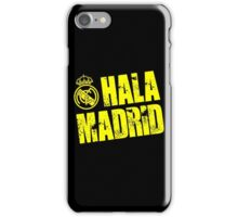 Real Madrid 2 iPhone Case/Skin
