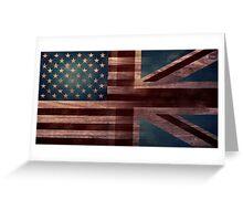 American Jack III Greeting Card