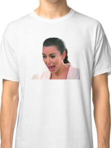 Kim Kardashian Crying Classic T-Shirt