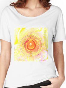 Fire He Tu Women's Relaxed Fit T-Shirt