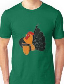 Gold Partridge Serama Unisex T-Shirt