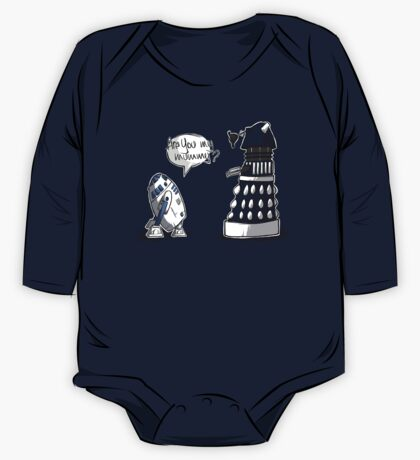 Are you my mummy? - CHOOSE YOUR COLOR One Piece - Long Sleeve