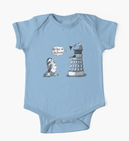 Are you my mummy? - CHOOSE YOUR COLOR One Piece - Short Sleeve