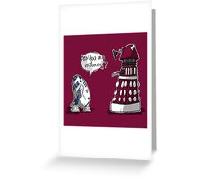 Are you my mummy? - CHOOSE YOUR COLOR Greeting Card