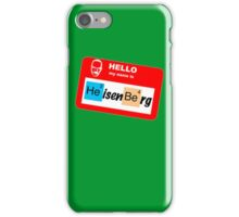 My Name Is  iPhone Case/Skin