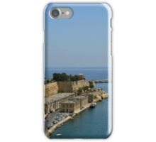 Lower Barracca Gardens, Valletta, Malta iPhone Case/Skin