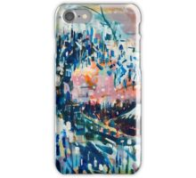 Homage to Hokusai's Great Wave Off Kanagawa iPhone Case/Skin