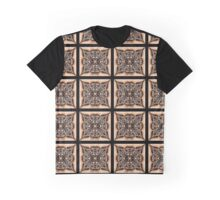 Vortex Mandala Graphic T-Shirt