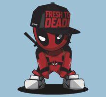 deadpool One Piece - Short Sleeve