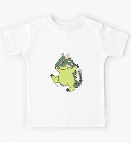 Ankylosaurus Kids Tee