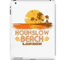 Hounslow Beach iPad Case/Skin