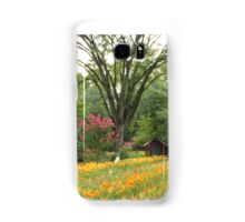 His Lily park Samsung Galaxy Case/Skin